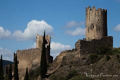Les Châteaux de Lastours - 4/5 (Man0uk) Tags: chateaux castles cathares chateauxcathares aude occitanie lastours france