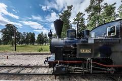 urskog (dadiolli) Tags: hamar hedmark norwegen dampflok steamengine norway norge railwaymuseum eisenbahnmuseum urskog