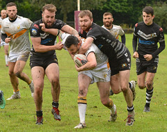 Hitching A Ride (Feversham Media) Tags: odsalsedbergharlfc crigglestoneallblacksarlfc westyorkshire yorkshire odsalvillagegreen bradford odsal amateurrugbyleague rugbyleague yorkshiremensleague