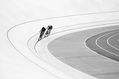 S I L E N T   M O T I O N (VladPL) Tags: minimal minimalism minimalistic blackandwhite bw bycicle bike motion people abstract outdoorphotography outdoor canon24105l canon1dsmark2 canon1 24105l 241054 canonphoto canon kiev europe чернобелое велики велотрек кэнон монохром овал абстрактное абстрактноефото абстракция люди форма кривые трек ovale curve sport f14 monochrome