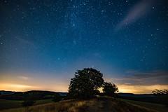 Stargazing (clemensgilles) Tags: astrophotography germany deutschland eifel longexposure etoiles estrellas voielactée vialactéa milkyway milchstrase astrofotographie astrophotographers nightphotography night sternenhimmel stargazing galaxie galaxy