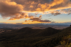 Hargreaves Lookout (timmytooltime) Tags: sony a7iii 24mm 24105mm landscape sunset blue mountains blackheath hargreaves lookout nsw australia snow great dividing range