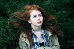 Gingerhead (nicoleschmidtova) Tags: redhair girl czechrepublic czechgirl gingerhair gingerhead