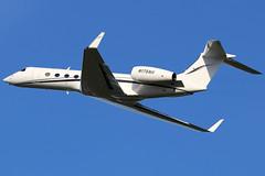N175NH_03 (GH@BHD) Tags: n175nh gulfstream g550 g5 guv tvpxaircraftsolutionsinc belfastcityairport bhd egac bizjet corporate executive aircraft aviation