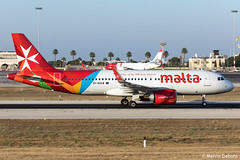 Air Malta Airbus A320-251N |  9H-NEB  |  LMML (Melvin Debono) Tags: air malta airbus a320251n | 9hneb lmml 8940 melvin debono spotting spotters spotter canon eos 5d mark iv 100400mm plane planes photography airport airplane aircraft aviation mla a320neo neo