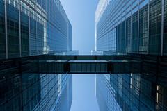 Hochhäuser in München: Watson Tower (Highlight Towers) (Bernd Götz) Tags: architektur münchen watsontower highlighttowers hochhaus