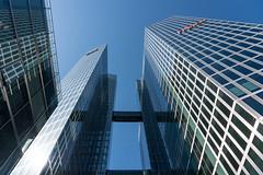 Hochhäuser in München: Watson Tower (Highlight Towers) (Bernd Götz) Tags: architektur münchen watsontower hochhaus highlighttowers