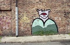 Baltic (Manuel Goncalves) Tags: liverpool streetart balticdistrict fujifilm100 analogue 35mmcolourfilm graffiti epsonv500scanner nikonf3