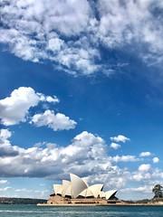 Symphony of clouds (ISO 69) Tags: sydney oper opera operahouse australia australien nsw