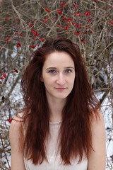 Winter fairy (nicoleschmidtova) Tags: winter snow pain photography portrait czech czechgirl czechrepublic canon photoshoot