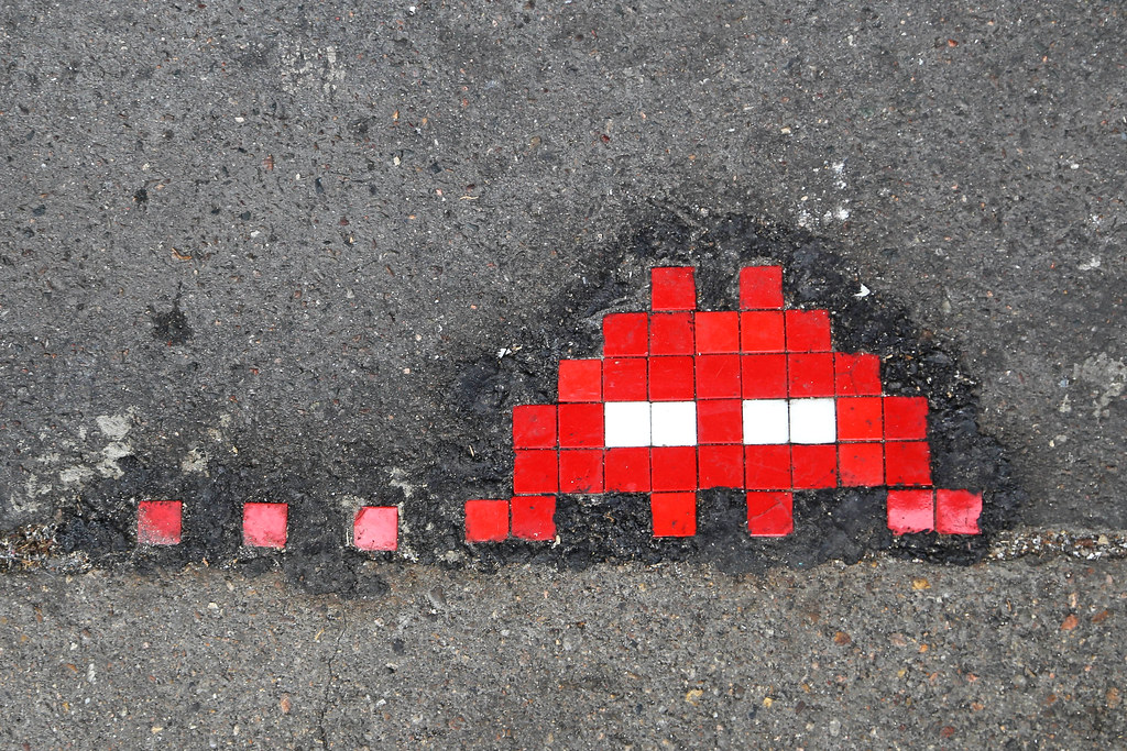The Worlds Best Photos Of Sol And Spaceinvader Flickr