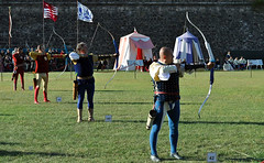 📌 Today is the day of the 'Apertura delle cacce' : is one of the most important celebrations done in Montalcino. This consist in 4 neighborhoods: Ruga, Travaglio, Pianello and Borghetto that challenge each other to win the race. It's an archery co (borghettob) Tags: italia like montalcino aperturadellecacce tuscany share comment follow tuscanygram italy