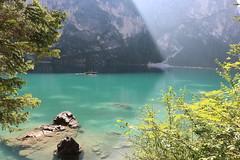 Pragser Wildsee (Las Cuentas) Tags: südtirol italia see lake alto adige prager wildsee italien canon eos 750d