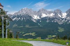 Lofer (carolienvanhilten) Tags: lofer astbergbahn koe austria oesterreich oostenrijk tirol fieberbrunn waterval bergen mountains weer mier ant