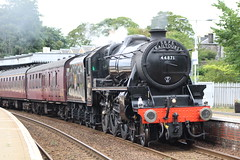 DUNFERMLINE 44871 (johnwebb292) Tags: steam lms black5 44871 srps fifecircle