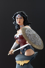 Wonder Woman | Mini Bust | DC Collectibles (leadin2) Tags: collectibles cover dc girls statue wonder woman prince diana amazon warrior canon 52 costume minibust mini bust 2018