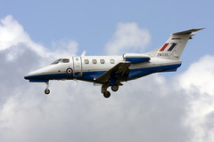 My First Phenom (Rob Schleiffert) Tags: raf royalairforce phenomt1 zm335 45sq schiphol embraer