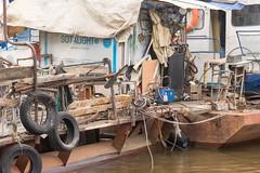 perm kama boat (John Eckhardt) Tags: perm russia sonya7 travel poetry urban kama boat
