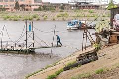 perm kama banks (John Eckhardt) Tags: perm russia sonya7 travel poetry urban kama harbor