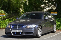 Unmarked Driver Training (S11 AUN) Tags: dc devon cornwall police bmw 330d 3series msport unmarked anpr roads policing unit rpu 999 traffic car advanced driver training tpac road crime emergency vehicle