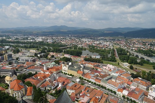 20190731 49 Trencin - View from Castle