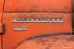 L-110 (D A Baker) Tags: internationalharvester ihc ih navistar international scout park fortwayne ftwayne indiana carshow truck show history historic harvesterhomecoming l110 series