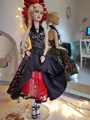 Sybarite Eaton (Nightshade Dolls) Tags: sybarite resin fashion doll eaton