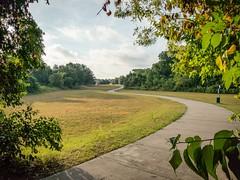 Windermere park, Pflugerville, Texas (mrchun) Tags: park parks pflugerville texas austin atx running jogging trail trails nature green sky summer