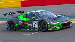 W-Racing Team Audi R8 LMS GT3 (°TKPhotography°) Tags: wrt audi r8 lms gt3 blancpain gt series spa belgium photography photo canon 7d 7dmk2 flickr racing motorsport racecar