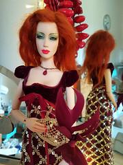 Sybarite Sloane (Nightshade Dolls) Tags: sloane subarite resin fashion doll