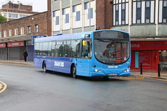 Diamond Bus North West 30850 (BU08 DAO) (SelmerOrSelnec) Tags: diamondbusnorthwest rotala volvo b7rle wright bu08dao bolton greatmoorstreet diamond bus