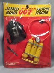 Gilbert #16256 Scuba Set (toyfun4u) Tags: vintage james bond 007