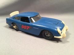 Gilbert Secret World of 007 Aston Martin (toyfun4u) Tags: vintage james bond 007