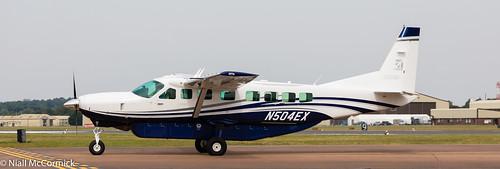 N504ex Textron Aviation Cessna 208b Grand Caravan Ex A Photo On Flickriver