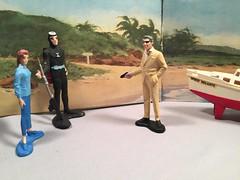 Gilbert Secret World of 007 f (toyfun4u) Tags: vintage james bond 007