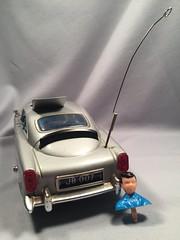 Gilbert BO Aston Martin 2 (toyfun4u) Tags: vintage james bond 007