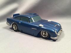 Strombecker Aston Martin Slot Car 2 (toyfun4u) Tags: vintage james bond 007