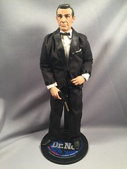 Sideshow James Bond 007 Dr. No Figure (toyfun4u) Tags: vintage james bond 007