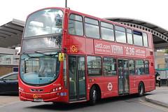 WVL300 LX59 CZT (1) (ANDY'S UK TRANSPORT PAGE) Tags: lewisham buses goaheadlondon londongeneral