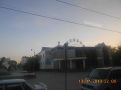 Колесо обозрения и фонтан. (LUNA_HG) Tags: 2019 лето вечер тюменскаяобласть тюмень достопримечательность