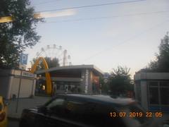 Колесо обозрения. (LUNA_HG) Tags: 2019 лето вечер тюменскаяобласть тюмень достопримечательность