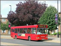 Nu-Venture 278, Rochester (Jason 87030) Tags: dart dennis slf pointer red nuventure rochester shot august 2019 chatham talk prok buses transport travel uke tree road england
