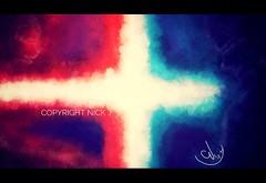 """Galactic Waltz"" a Darwing by Nick J (iliveforplay) Tags: starfield estrellas nebulosa nebula space espacio scifi sciensefiction cosmos"