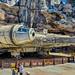 Millennium Falcon  Star Wars Galaxy's Edge Disneyland Resort in Anaheim, California