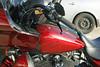 Tank und Motorblock Harley Davidson (Carl-Ernst Stahnke) Tags: altefähr seebad hafen tank harleydavidson sitzbabk kutte bandidos motorclub