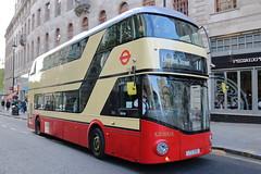 LT50 LTZ 1050 (ANDY'S UK TRANSPORT PAGE) Tags: buses london strand nbfl goaheadlondon londongeneral