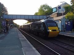 43186 Liskeard (Marky7890) Tags: gwr 43186 class43 hst 2p87 liskeard railway cornwall cornishmainline train