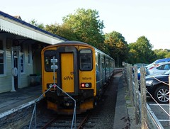 150248 Liskeard (9) (Marky7890) Tags: gwr 150248 class150 sprinter 2l92 liskeard railway cornwall cornishmainline train