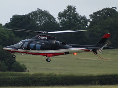 G-IWPI Agusta Westland AW109SP GrandNew Helicopter (GB Helicopters Ltd) (Aircaft @ Gloucestershire Airport By James) Tags: turweston airport giwpi agusta westland aw109sp grandnew helicopter gb helicopters ltd egbt james lloyds