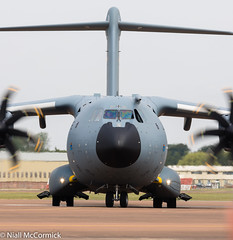 54+28 German Air Force Airbus A400M-180 (Niall McCormick) Tags: riat 2019 raf fairford 5428 german air force airbus a400m180 luftwaffe royal international tattoo airshow